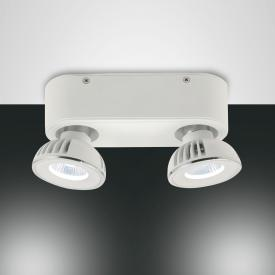 Fabas Luce Soul LED Deckenspot 2-flammig