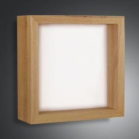 Fabas Luce Window LED Wandleuchte, quadratisch
