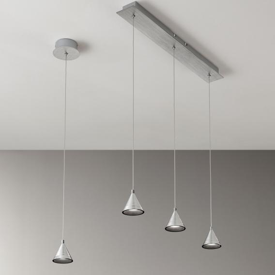 Fabas Luce Delta LED Pendelleuchte 1-flammig