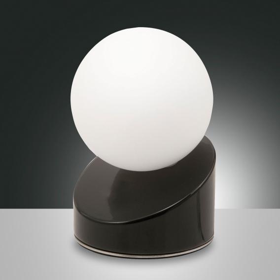 Fabas Luce Gravity LED Tischleuchte mit Dimmer