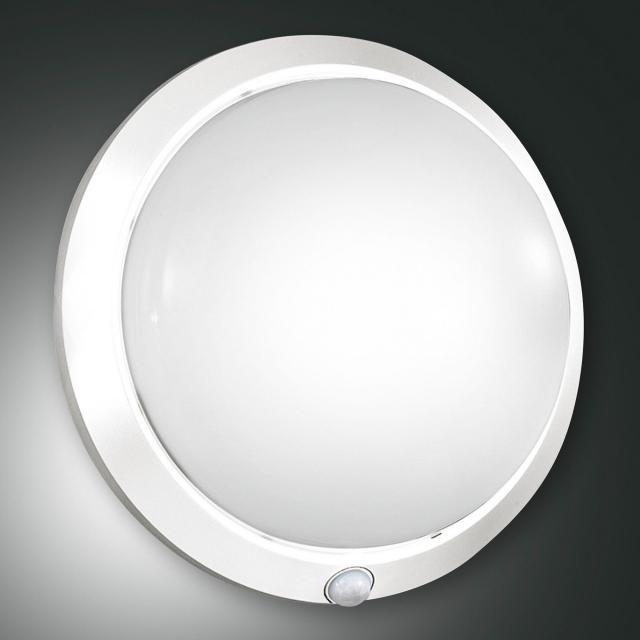 FABAS LUCE Armilla LED Wandleuchte mit Bewegungsmelder
