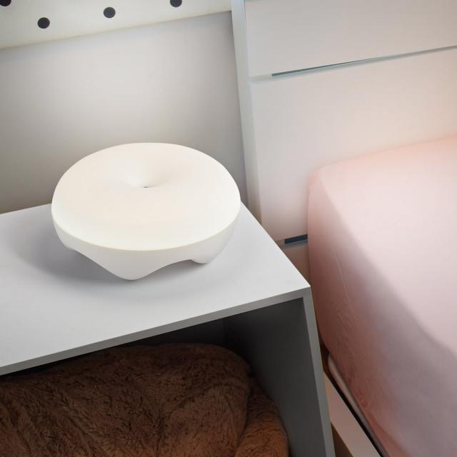 FABAS LUCE Bluma LED Tischleuchte mit Dimmer
