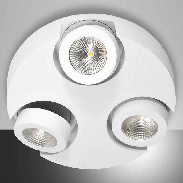 FABAS LUCE Hella LED Spot/Deckenleuchte, 3-flammig