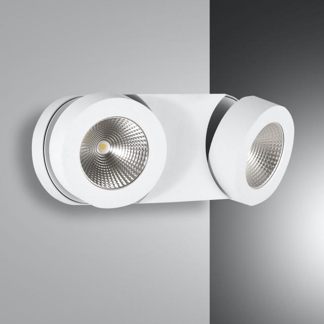 FABAS LUCE Hella LED Spot/Wandleuchte, 2-flammig