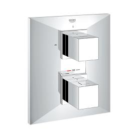 Grohe Allure Brilliant UP-Thermostat-Wannenbatterie