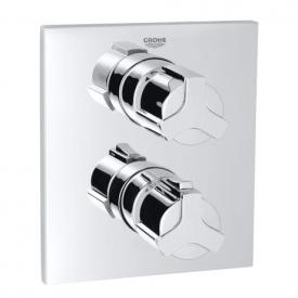 Grohe Allure Thermostat-Wannenbatterie