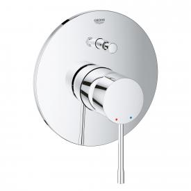 Grohe Essence UP-Einhand-Wannenbatterie chrom