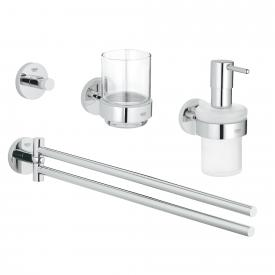 Grohe Essentials Bad-Set 4 in 1 chrom