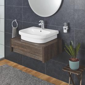 Grohe Euro Keramik Aufsatzwaschtisch weiß, mit PureGuard Hygieneoberfläche
