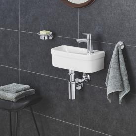 Grohe Euro Keramik Handwaschbecken weiß
