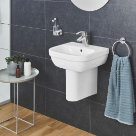 Grohe Euro Keramik Handwaschbecken weiß, mit PureGuard Hygieneoberfläche