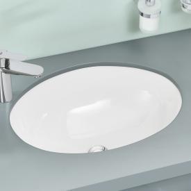 Grohe Bau Keramik Unterbauwaschtisch, weiß weiß