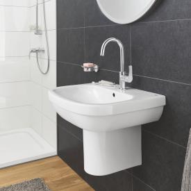 Grohe Euro Keramik Waschtisch weiß, mit PureGuard Hygieneoberfläche