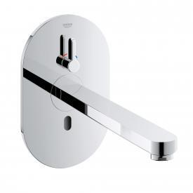 Grohe Eurosmart CE Infrarot-Wand-Waschtischarmatur, mit Temperaturregulierung Ausladung: 232 mm