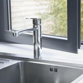 Super Küchenarmaturen für die Vorfenstermontage bei REUTER US65