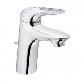 Grohe Eurostyle Einhand-Waschtischbatterie, ES-Funktion, S-Size mit Ablaufgarnitur, chrom
