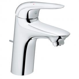 Grohe Eurostyle Einhand-Waschtischbatterie, für offene Warmwasserbereiter, S-Size mit Ablaufgarnitur, chrom
