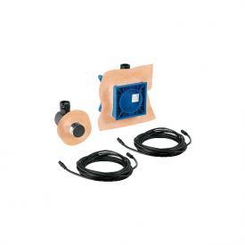 Grohe F-digital Deluxe Rohbauset für Dampfgenerator
