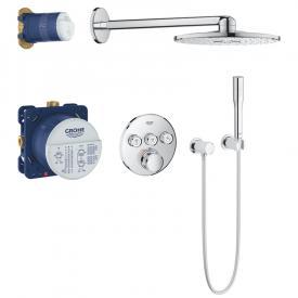 Grohe Grohtherm SmartControl Duschsystem Unterputz mit Rainshower 310 SmartActive