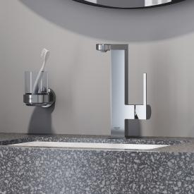 Grohe Plus Einhand-Waschtischbatterie mit digitalem LED-Display L-Size