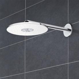 Grohe Rainshower 310 SmartActive Kopfbrauseset moon white/chrom