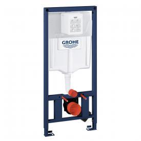 Grohe Rapid SL Montageelement, H: 113 cm, für Wand-WC Spülkasten GD 2, mit senkrechten Drucktraversen