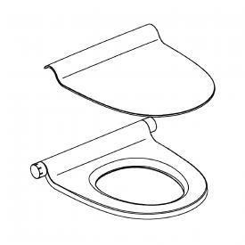 Grohe Sensia IGS WC-Sitz und -Deckel