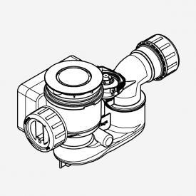 Grohe Universal Ab- und Überlaufgarnitur für freistehende Badewannen chrom