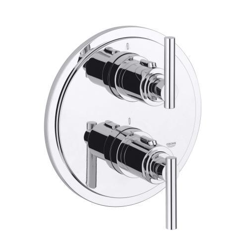 Grohe Atrio Thermostat-Brausebatterie mit Jota-Griff, neue Version