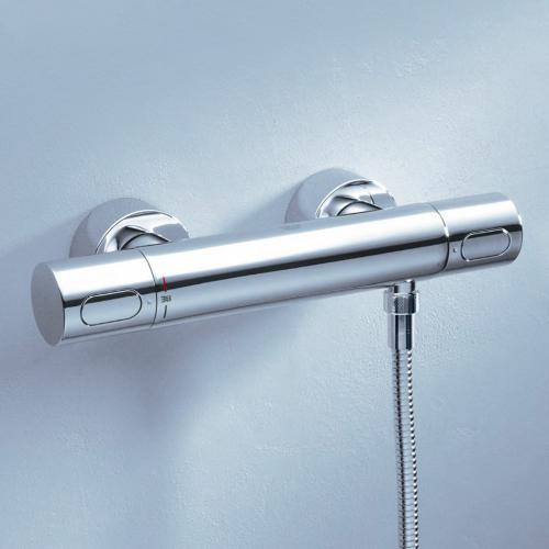 grohe grohtherm 3000 cosmopolitan thermostat brausebatterie 34274000 reuter. Black Bedroom Furniture Sets. Home Design Ideas