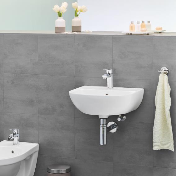 Grohe Bau Keramik Handwaschbecken, weiß