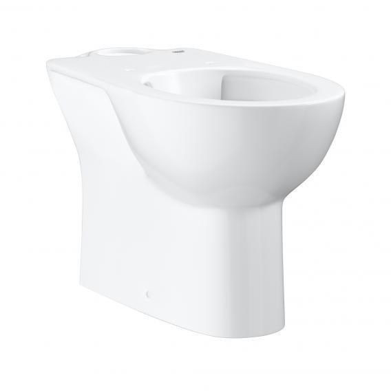Grohe Bau Keramik Stand-Tiefspül-WC für Kombination, Abgang senkrecht