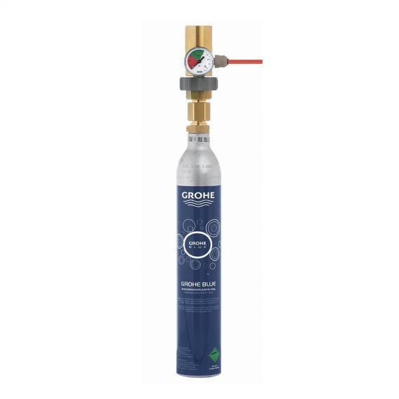 Grohe Blue Professional Adapter für Verwendung von 425 Gramm CO2-Flaschen