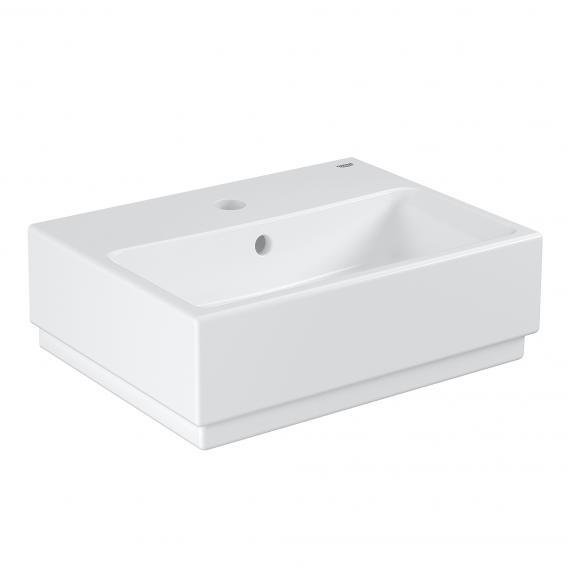 Grohe Cube Keramik Handwaschbecken, weiß, mit PureGuard Hygieneoberfläche