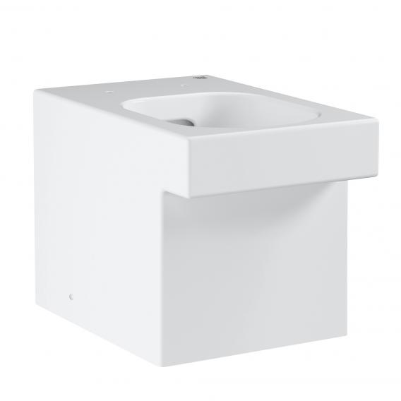 Grohe Cube Keramik Stand-Tiefspül-WC, weiß, mit PureGuard Hygieneoberfläche