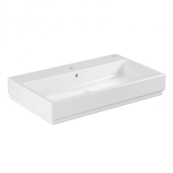 Grohe Cube Keramik Waschtisch, weiß, mit PureGuard Hygieneoberfläche