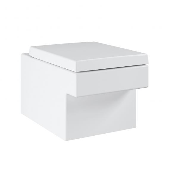 Grohe Cube Keramik WC-Sitz mit Quick Release und Absenkautomatik