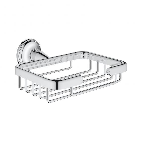 Grohe Essentials Authentic Ablagekorb chrom