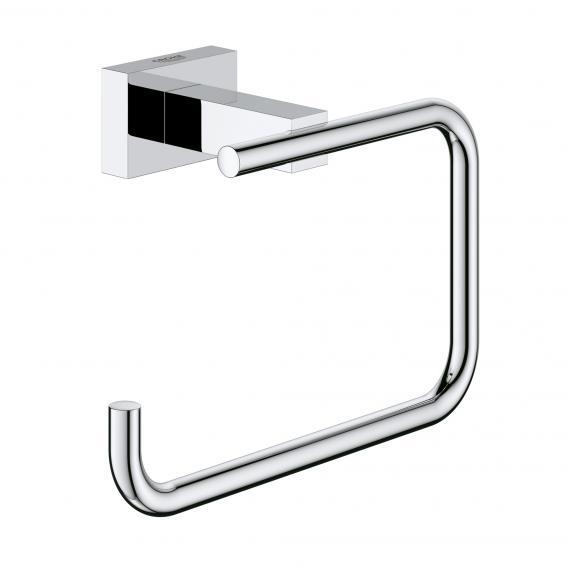 Grohe Essentials Cube WC-Papierhalter chrom