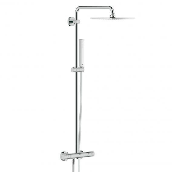 Grohe Euphoria System 230 Duschsystem mit Thermostatbatterie für die Wandmontage
