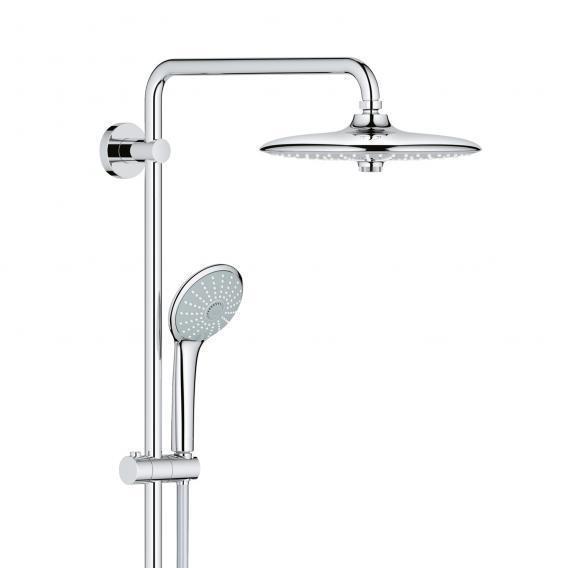 Grohe Euphoria System 260 Duschsystem mit Thermostat-Wannenbatterie für Wandmontage