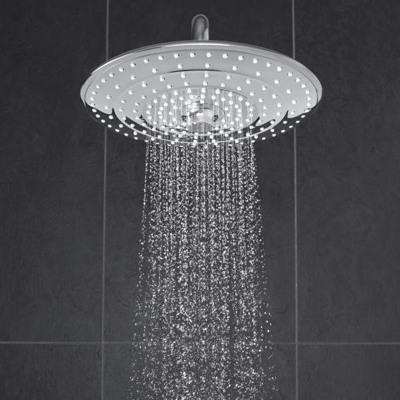 Grohe Euphoria System 260 Duschsystem mit Umstellung für Wandmontage, EcoJoy