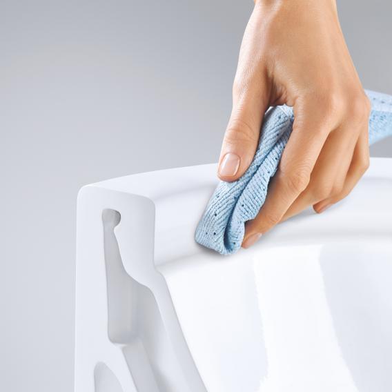 Grohe Euro Keramik Wand-Tiefspül-WC Set, mit WC-Sitz weiß
