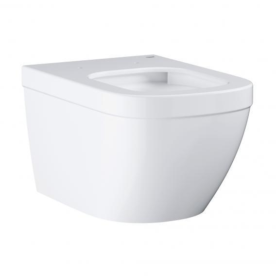 Grohe Euro Keramik Wand-Tiefspül-WC Set, mit WC-Sitz weiß, mit PureGuard Hygieneoberfläche