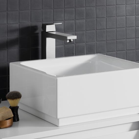 Grohe Eurocube Einhand-Waschtischbatterie, für freistehende Waschschüsseln, XL-Size ohne Ablaufgarnitur