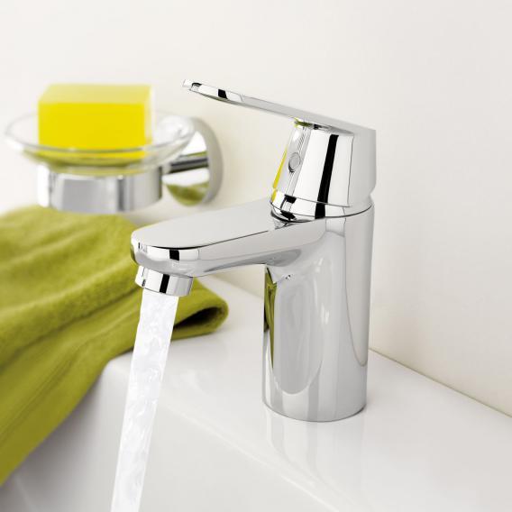 grohe eurosmart cosmopolitan einhand waschtischbatterie s size ohne ablaufgarnitur 32824000. Black Bedroom Furniture Sets. Home Design Ideas