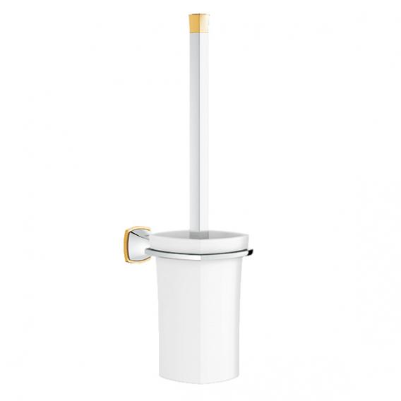 Grohe Grandera Toilettenbürstengarnitur chrom/gold