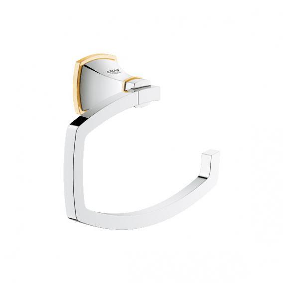Grohe Grandera WC-Papierhalter chrom/gold
