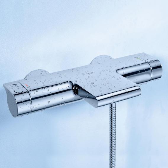 Grohe Grohtherm 2000 Thermostat-Wannenbatterie, DN15 für Wandmontage