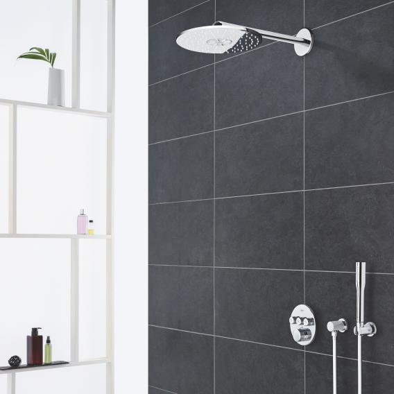 Grohe Grohtherm SmartControl Duschsystem mit Thermostat & Rainshower 310 SmartActive Kopfbrause
